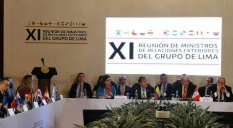 Η Ομάδα της Λίμας ενημέρωσε το Διεθνές Ποινικό Δικαστήριο για «την εγκληματική βία του Μαδούρο ενάντια στον πληθυσμό»