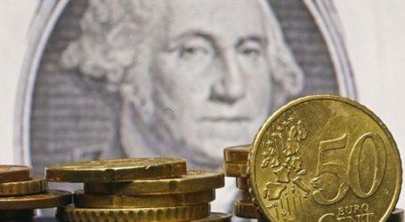 Οριακή πτώση σημειώνει το ευρώ έναντι του δολαρίου