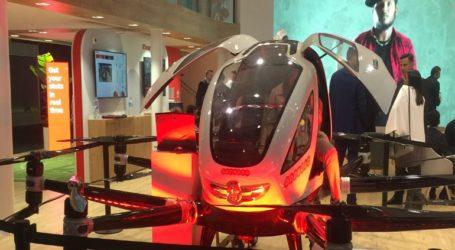 Προ των πυλών τα αεροταξί drones που θα μεταφέρουν επιβάτες χωρίς οδηγό