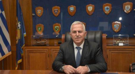 Στα Χανιά ο υπουργός Άμυνας, Ευάγγελος Αποστολάκης