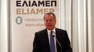 Κουμουτσάκος: Ισχυρές προοπτικές για στρατηγική σχέση Ελλάδας