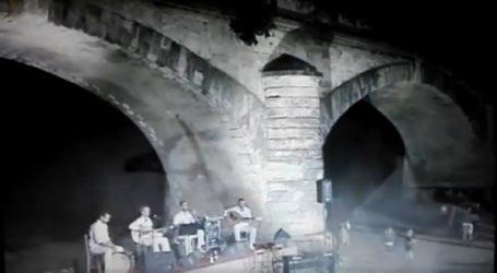 Όταν οι Κρητικοί έστησαν γλέντι κάτω από την γέφυρα του Κερίτη