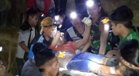Τουλάχιστον ένας νεκρός, φόβοι για 60 αγνοούμενους εξαιτίας της κατάρρευσης στοών παράνομου χρυσωρυχείου