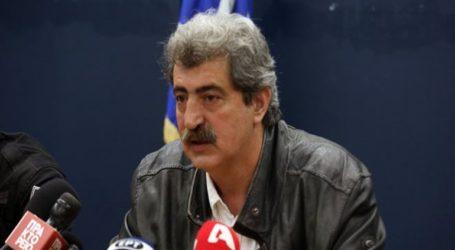 Ο Πολάκης επιθυμεί να παρευρεθεί στη συνεδρίαση του Δ.Σ. της Τράπεζας της Ελλάδος