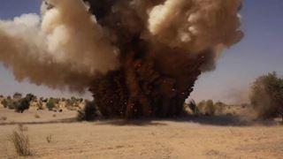 Δεκαεπτά άμαχοι σκοτώθηκαν όταν εξερράγη πτώμα παγιδευμένο με εκρηκτικά