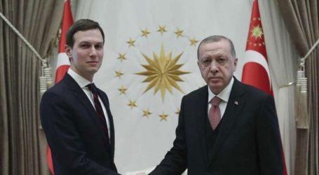 Ο Κούσνερ έφτασε στην Τουρκία για συνομιλίες με τον Ερντογάν