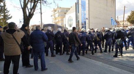 Δύο συλλήψεις για τα επεισόδια στην Πτολεμαΐδα