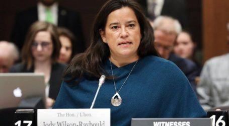 Η πρώην υπουργός Δικαιοσύνης κατήγγειλε πως το περιβάλλον του Τριντό της άσκησε ασφυκτική πίεση