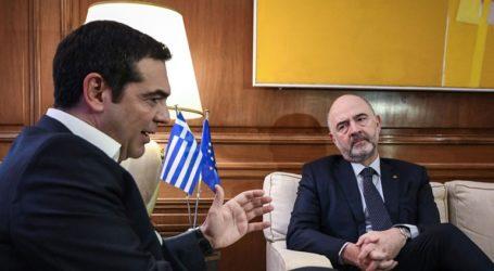 """Στην """"πρέσα"""" η Ελλάδα για το ευρωπαϊκό μπόνους"""