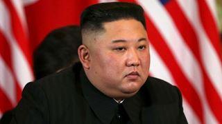 Στη διάρκεια της συνόδου ο Βορειοκορεάτης ηγέτης Κιμ απάντησε για πρώτη φορά σε ερώτηση ξένου δημοσιογράφου