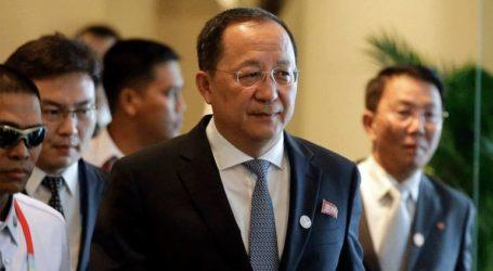 «Η Πιονγκγιάνγκ ζητούσε μόνο τη μερική άρση των κυρώσεων»