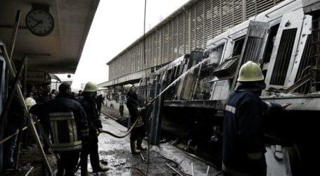 Στους 22 ανήλθε ο αριθμός των νεκρών από το δυστύχημα στον σιδηροδρομικό σταθμό του Καΐρου