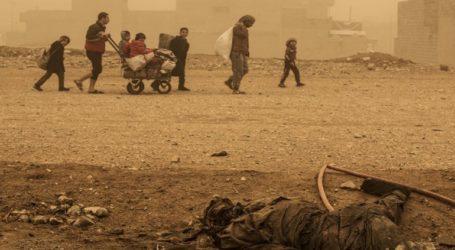 Σε μια εβδομάδα ηαραβοκουρδική συμμαχία ανακοινώνει την«τελική νίκη» επί των τζιχαντιστών