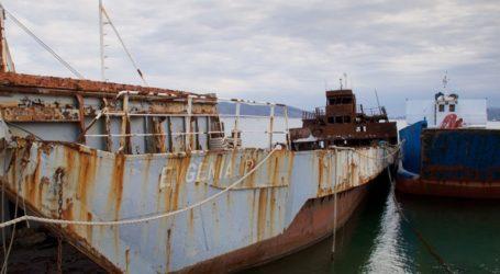 Εισροή υδάτων σε παροπλισμένο πλοίο