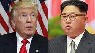 """Πυρά κατά Τραμπ επειδή είπε ότι """"πιστεύει"""" τον Κιμ Γιονγκ Ουν σε ό,τι αφορά τον θάνατο Αμερικανού φοιτητή"""