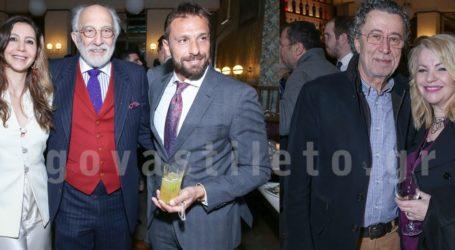 Λυκουρέζος, Μαρακάκης και Γερασίμου γιόρτασαν τη συνεργασία τους με διάσημους φίλους
