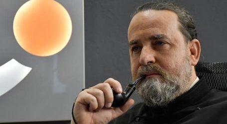 Ο παπά-Χάρλει Γ. Δεληκώστας για πρώτη φορά χωρίς τα ράσα στο TheNewspaper.gr [εικόνες]