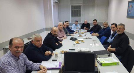 Συνάντηση των Ομοσπονδιών Λάρισας, Μαγνησίας Τρικάλων, Καρδίτσας και Φθιώτιδας στο ΙΜΕ ΚΕΚ ΓΣΕΒΕΕ Θεσσαλίας