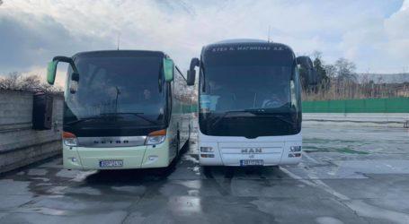 Δύο νέα λεωφορεία στον στόλο του Υπεραστικού ΚΤΕΛ Μαγνησίας
