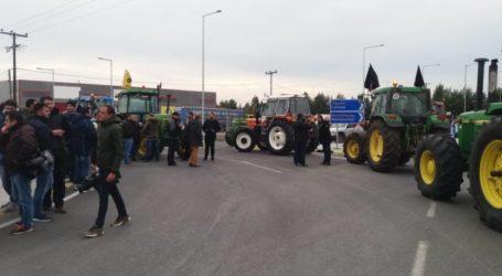 Τροποποίηση προσωρινών κυκλοφοριακών ρυθμίσεων στον αυτοκινητόδρομο Π.Α.Θ.Ε., λόγω αγροτικών κινητοποιήσεων