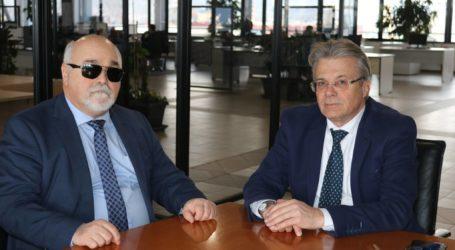 Συνάντηση Παπαδούλη – Βαρδακαστάνη στον Βόλο