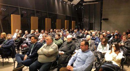 Ιδρυτική συνδιάσκεψη της ΔημοκρατικήςΣυμπαράταξης Μηχανικών