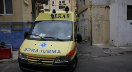 ΤΩΡΑ: Τροχαίο ατύχημα στο Βόλο