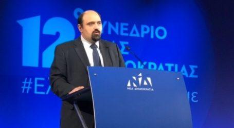 Χρήστος Τριαντόπουλος στο TheNewspaper.gr: «Η πολιτική ζωή διολισθαίνει σ' ένα επικίνδυνο κατήφορο»