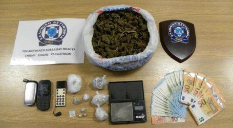 Συνελήφθη 53χρονος στον Βόλο για διακίνηση ναρκωτικών