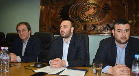 Δύο προγράμματα για τη στήριξη της επιχειρηματικότητας παρουσίασε ο Υφυπουργός Οικονομικών Στάθης Γιαννακίδης στη Λάρισα