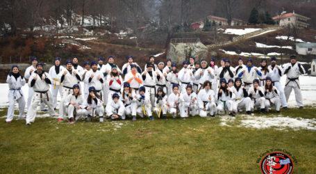 Με επιτυχία διοργανώθηκε το 8ο Ελληνικό Winter Camp Shinkyokushinkai 2019 στο Πήλιο