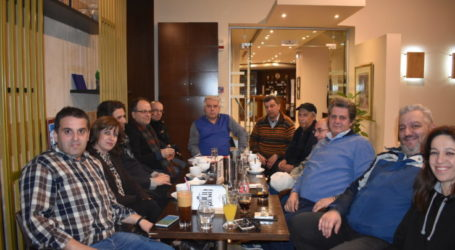 Ολομέλεια πραγματοποίησε η ΔΑΚΕ Καθηγητών Λάρισας