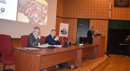 Δείτε σε ζωντανή μετάδοση το Συνέδριο για τη Βιώσιμη Αστική Κινητικότητα στη Λάρισα