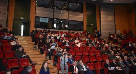 Ξεκίνησε το μεγάλο συνέδριο για την αστική κινητικότητα στη Λάρισα (φωτο)