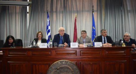 Συνάντηση με τους πολιτιστικούς φορείς της Λάρισας πραγματοποίησε η Υπουργός Πολιτισμού Μυρσίνη Ζορμπά (φωτο)