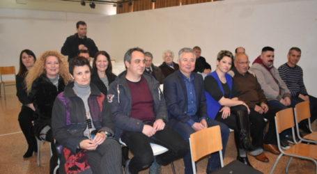 Εκλογές για τη σύσταση νέου Διοικητικού Συμβουλίου πραγματοποίησε ο Σύλλογος Τριτέκνων Λάρισας (φωτο)