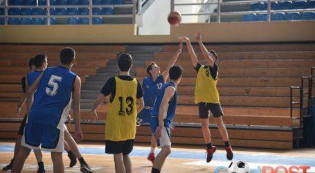 Τζάμπολ στο πρωτάθλημα μπάσκετ Λυκείων στη Μαγνησία