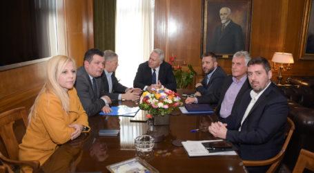 Οι Πεζοναύτες φεύγουν, αλλά έρχεται ισοδύναμο στον Βόλο – Σύσκεψη στο Υπουργείο Άμυνας