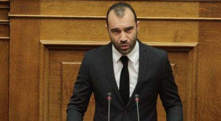 Για την υπόθεση του Νίκου Γεωργιάδη μίλησε στη Βουλή ο Π. Ηλιόπουλος