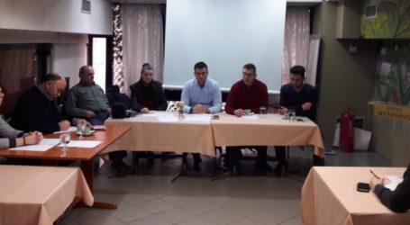 Πραγματοποιήθηκε η πρώτη συνέλευση της νέας δημοτικής κίνησης «Λαρισαίων Κοινών»