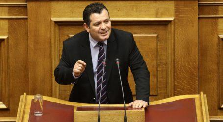 Μπουκώρος: Οι πολιτικές του ΣΥΡΙΖΑβλάπτουν πολύ σοβαρά τον Βόλο