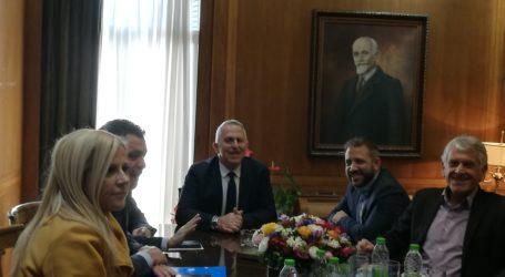 Ο Αλέξανδρος Μεϊκόπουλος στον Υπουργό Εθνικής Άμυνας για την 32η Ταξιαρχία Πεζοναυτών