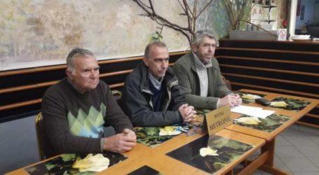 Συλλαλητήριο διαμαρτυρίας στα δικαστήρια της Λάρισας το πρωί της Παρασκευής διοργανώνουν οι αγρότες