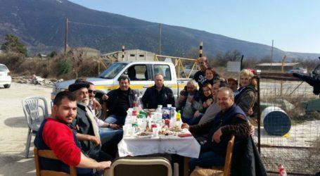 Τσίκνισαν οι υπάλληλοι του Δήμου Τεμπών