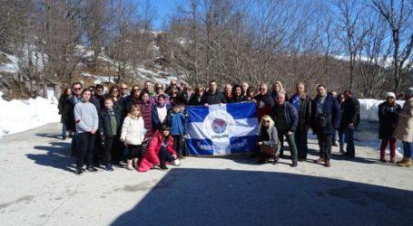 Διήμερη εκδρομή της Τοπικής Διοίκησης Λάρισας της Διεθνούς Ένωσης Αστυνομικών στον νομό Ιωαννίνων