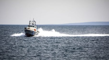 Αλόννησος: Αποκαταστάθηκε μερικώς η μηχανική βλάβη στο δεξαμενόπλοιο