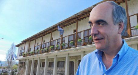 Γ.Μουλάς: Πανθεσσαλικό στάδιο και Χιονοδρομικό κέντρο πρέπει να περάσουν στον Δήμο Βόλου