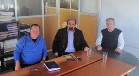 Χρ. Τριαντόπουλος: Ανάγκη στήριξης και προόδου του συνεταιρισμού Πήλιου