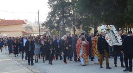 Εκατοντάδες πιστοί τίμησαν τη μνήμη του αγίου Χαραλάμπους σε κοινότητες του Δήμου Κιλελέρ