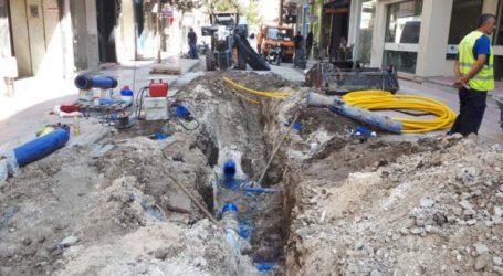 Χωρίς νερό την ερχόμενη Δευτέρα περιοχές στο κέντρο της Λάρισας – Δείτε που
